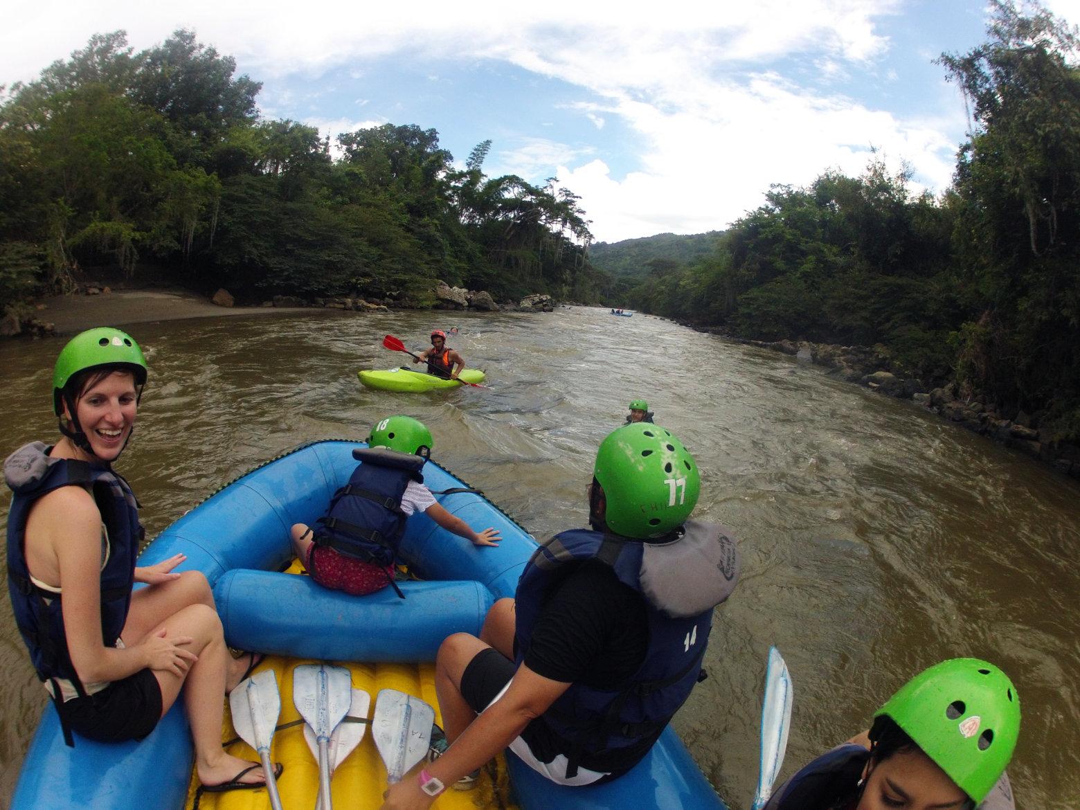 San Gil Rafting Rio Fonce