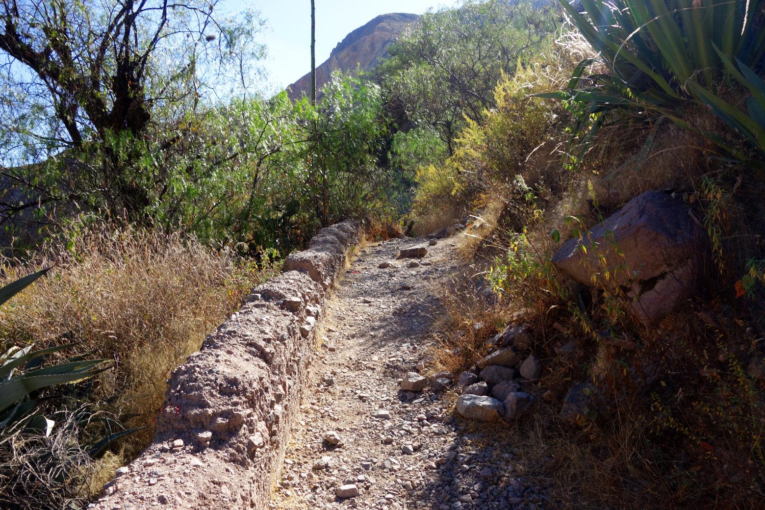 Colca Canyon Weg