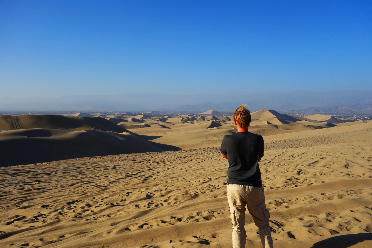 Huacachina Sandwüste