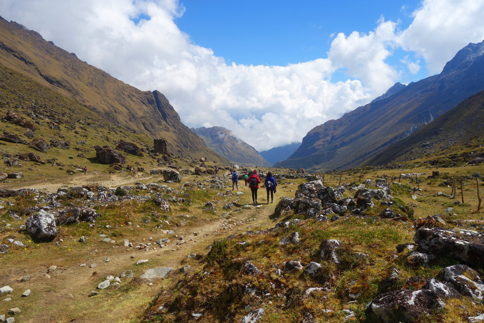 Salkantay Trek Wanderung