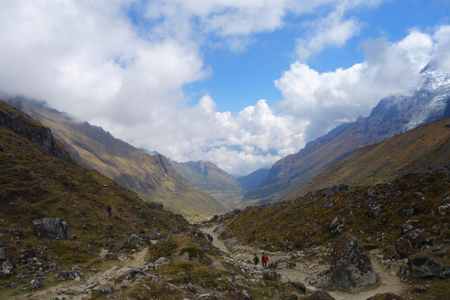 Machu Picchu Informationen Salkantay Wanderung