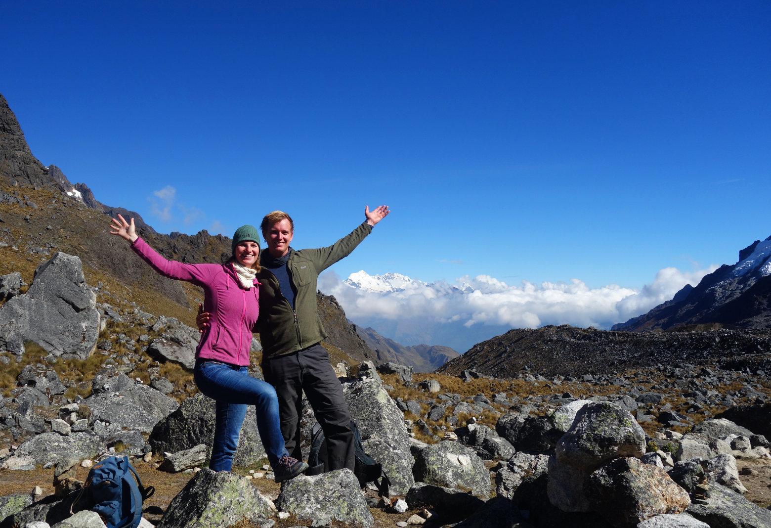 Salkantay Trek Salkantay Pass