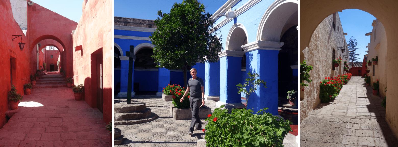 Arequipa Convente Santa Catalina