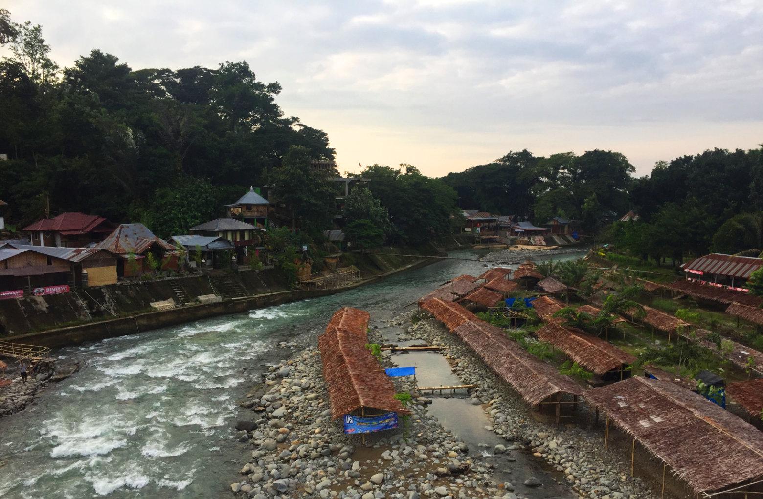 Bukit Lawang Dorf