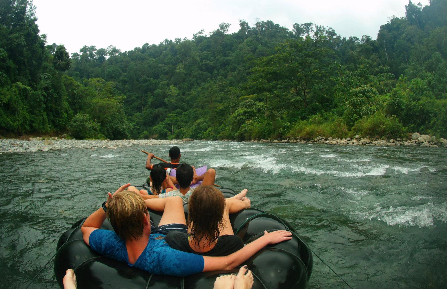 Bukit Lawang Rafting