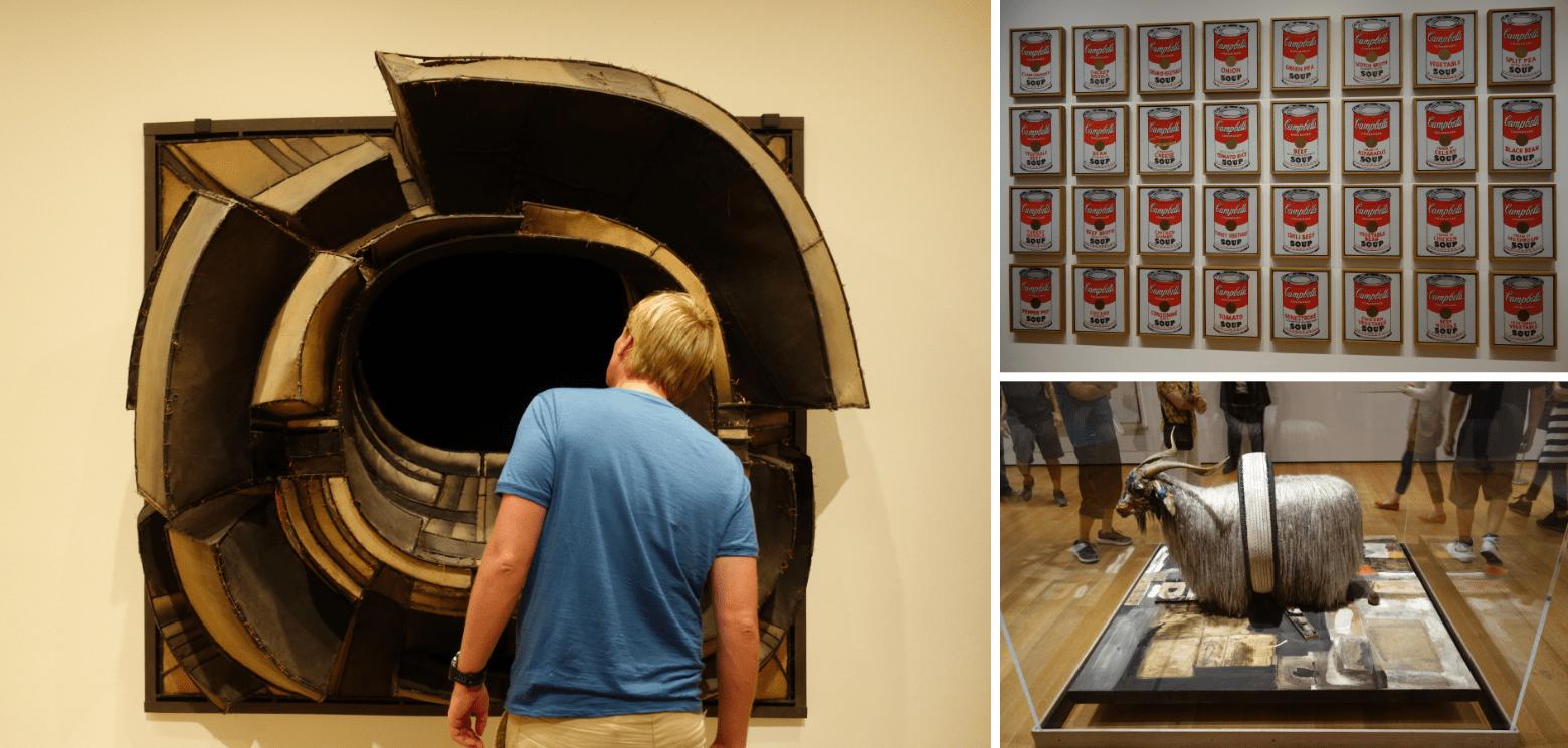 New York Museum of Modern Arts
