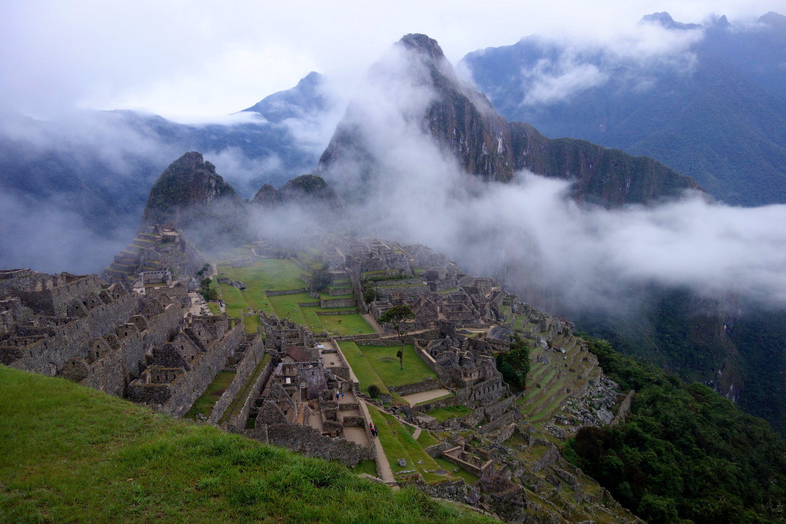 Machu Picchu Informationen