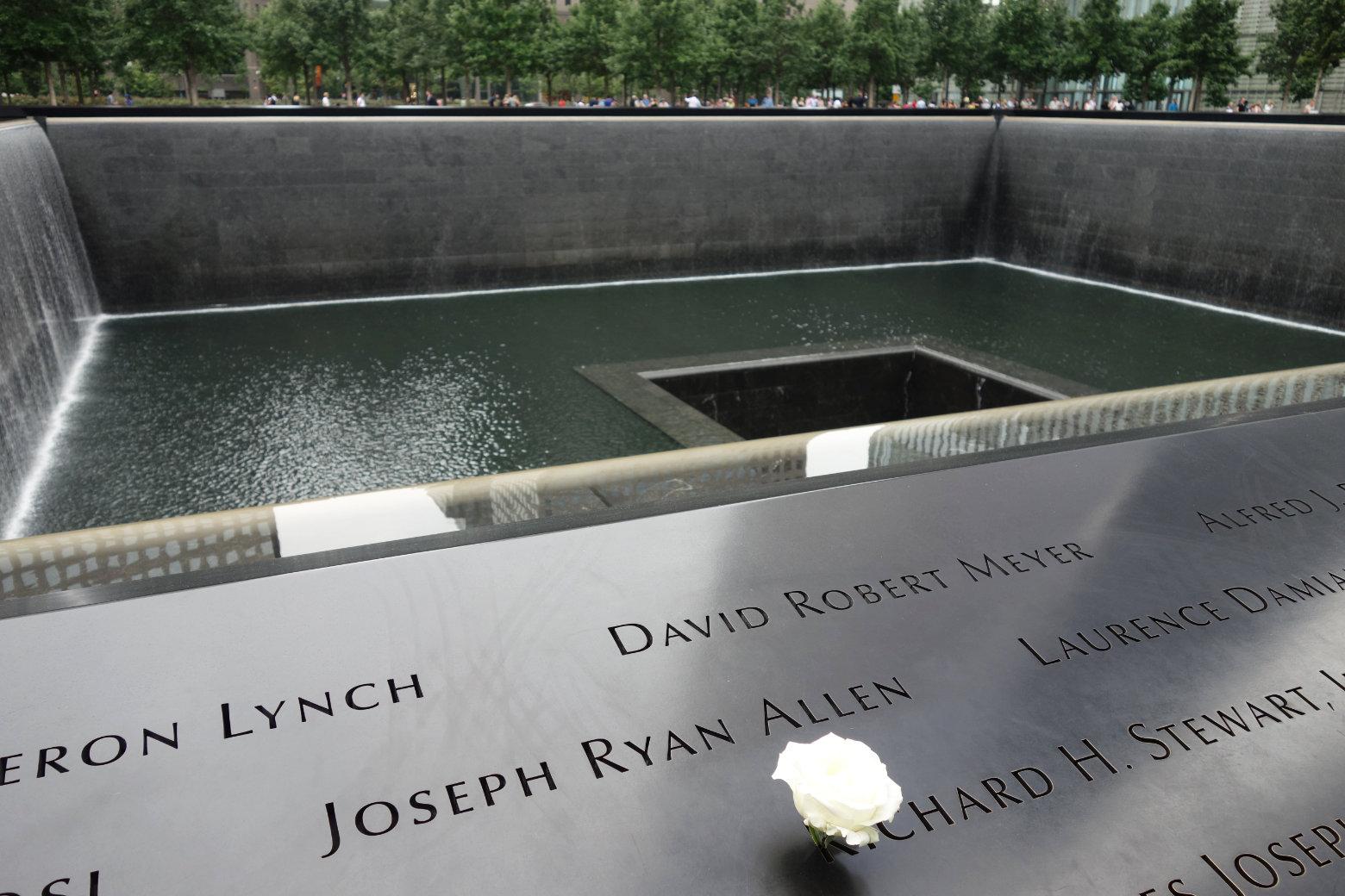 New York World Trade Center Denkmal