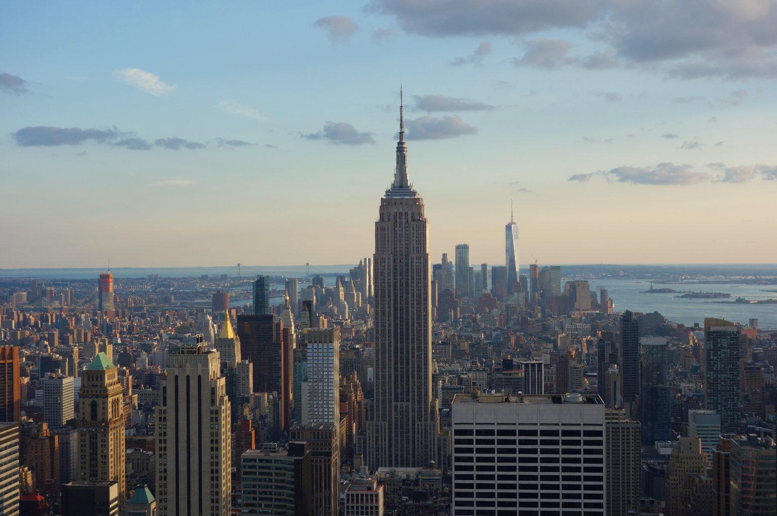 New York City Blick