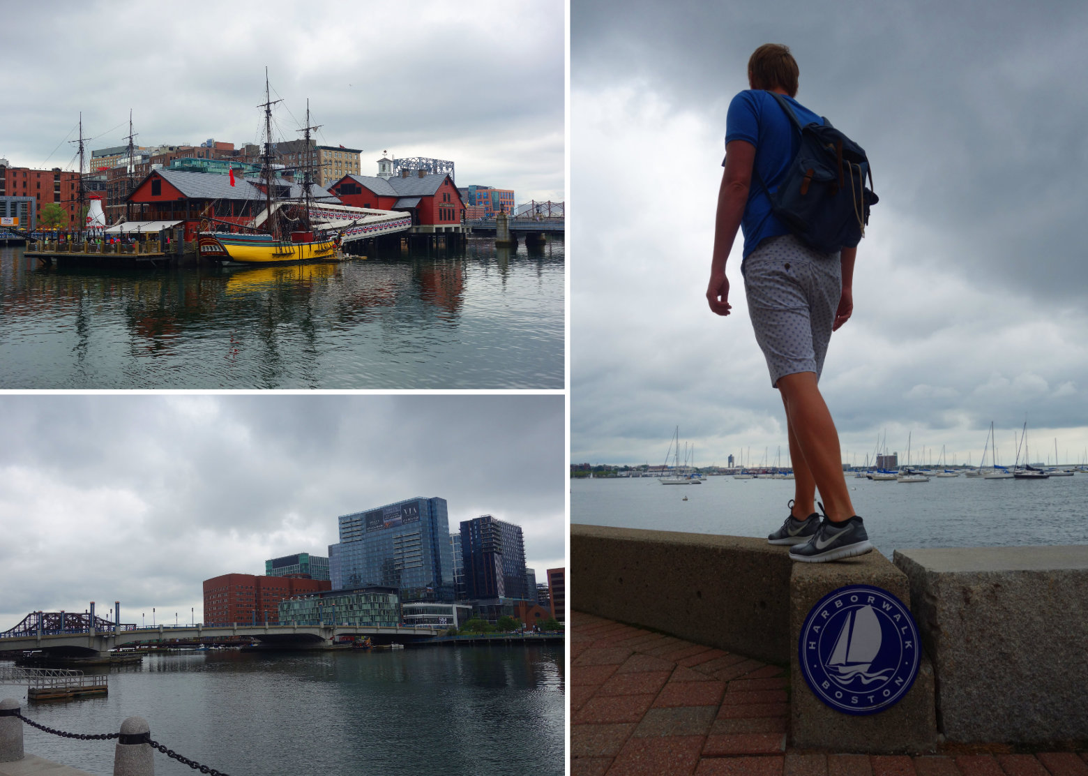Boston Harbor Walk