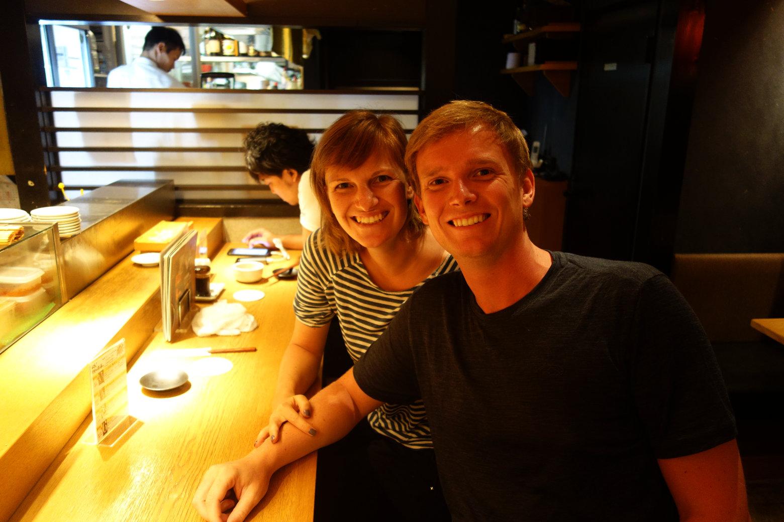 Japan Tokyo Sushi Bar