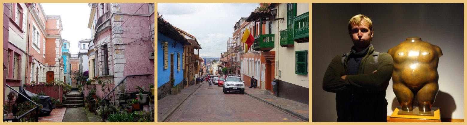 Kolumbien Reisetipps Bogotá