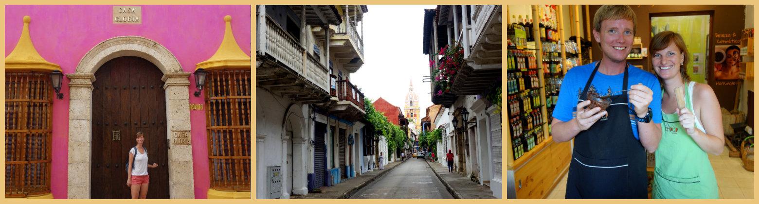 Kolumbien Reisetipps Cartagena
