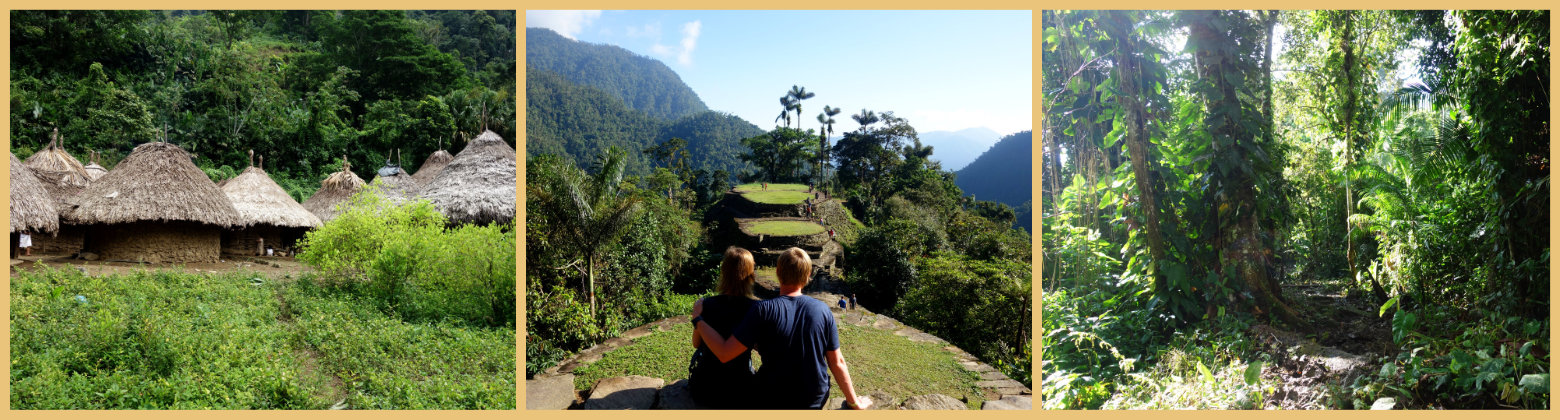 Kolumbien Reisetipps Ciudad Perdida