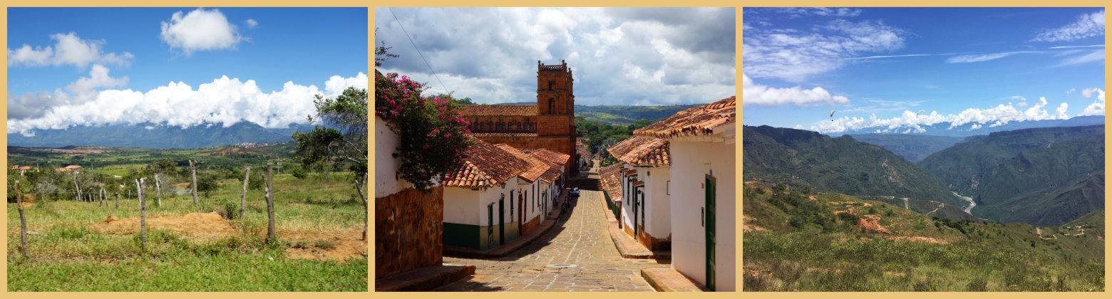 Kolumbien Reisetipps San Gil