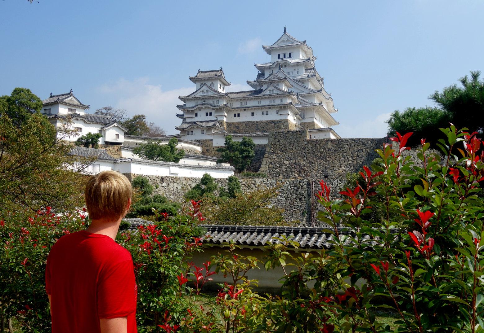 Himeji Castle Matthias