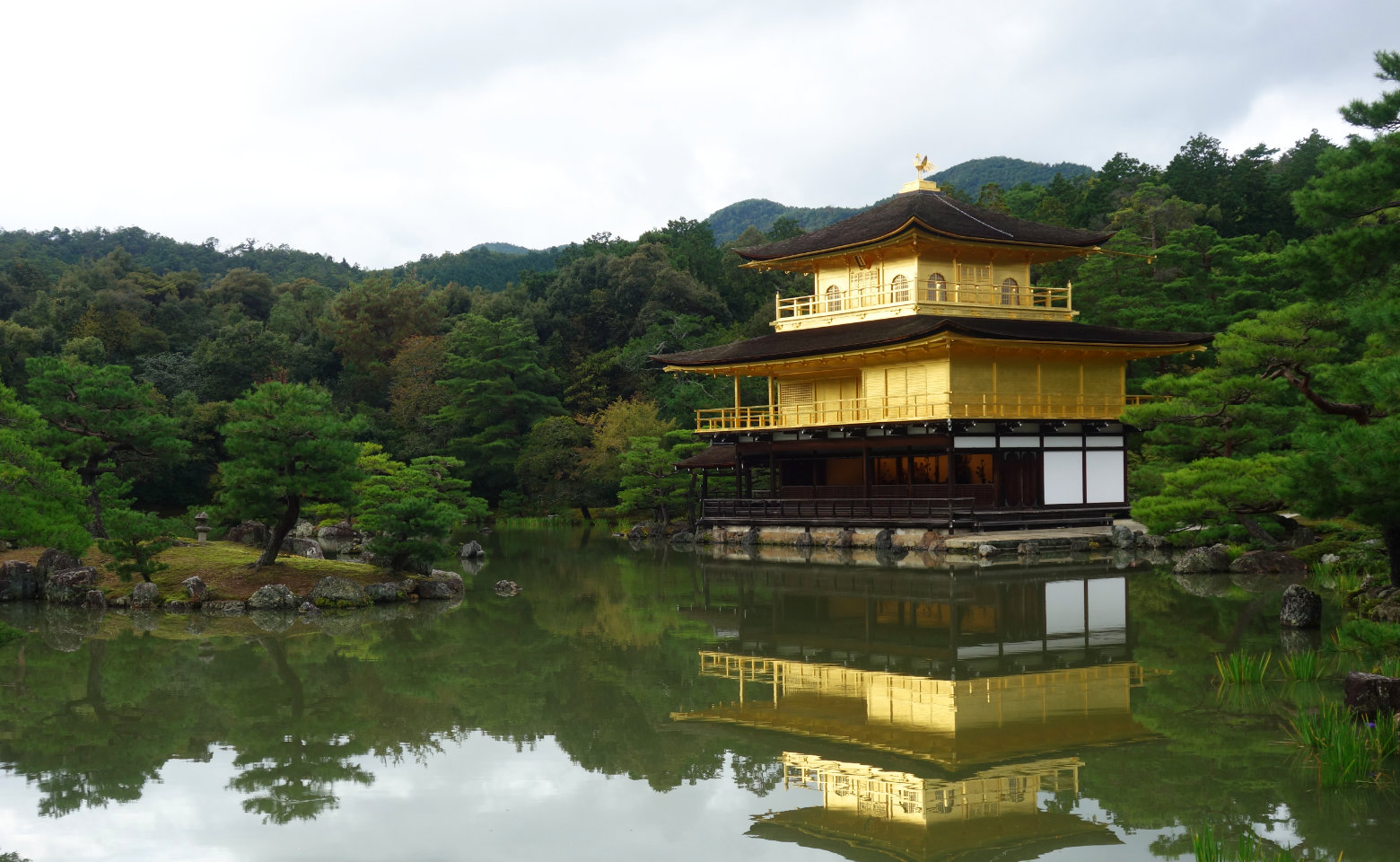 Kyoto Goldener Pavillon