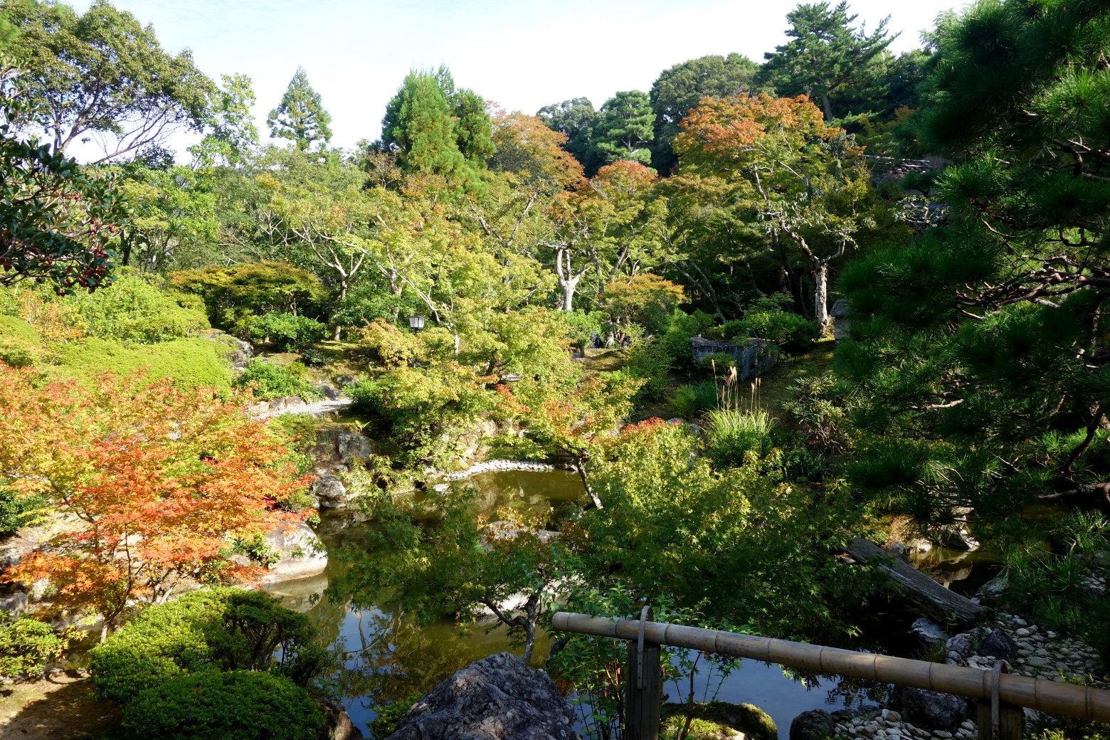 Nara Yoshikien Garten