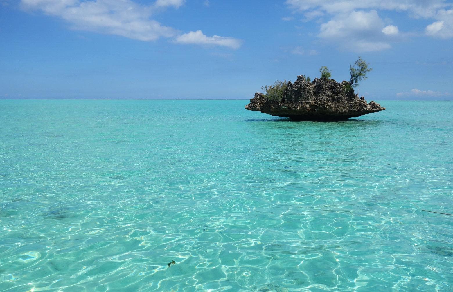Mauritius Crystal Rock