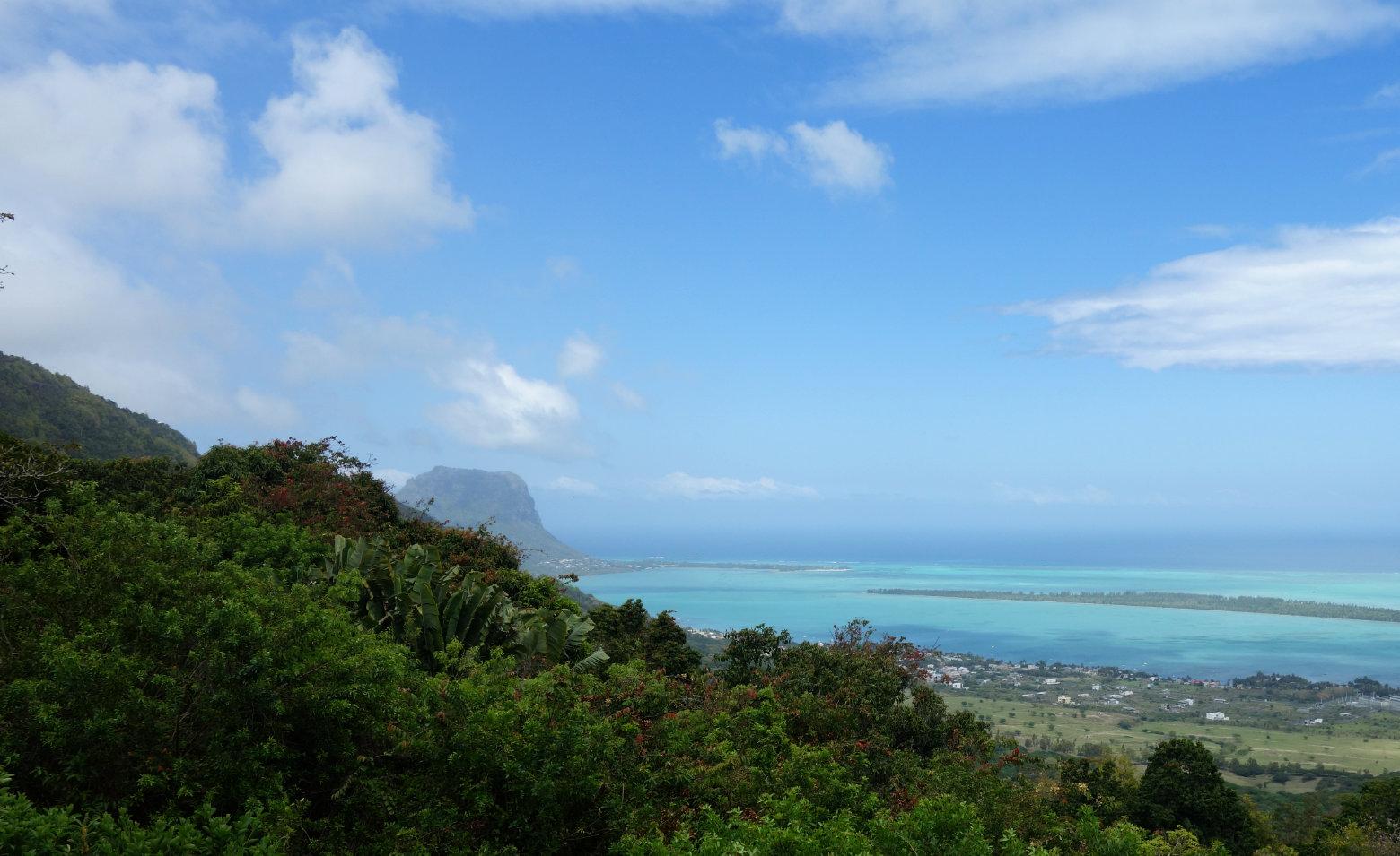 Mauritius Chamarel Viewpoint