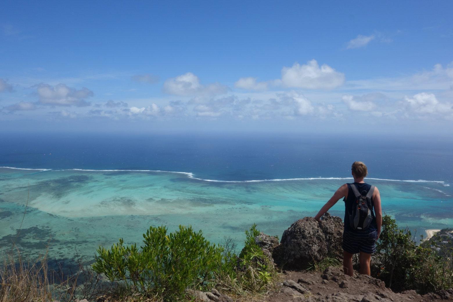 Mauritius Le Morne Matthias