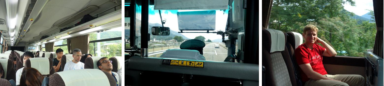 Japan Busfahren