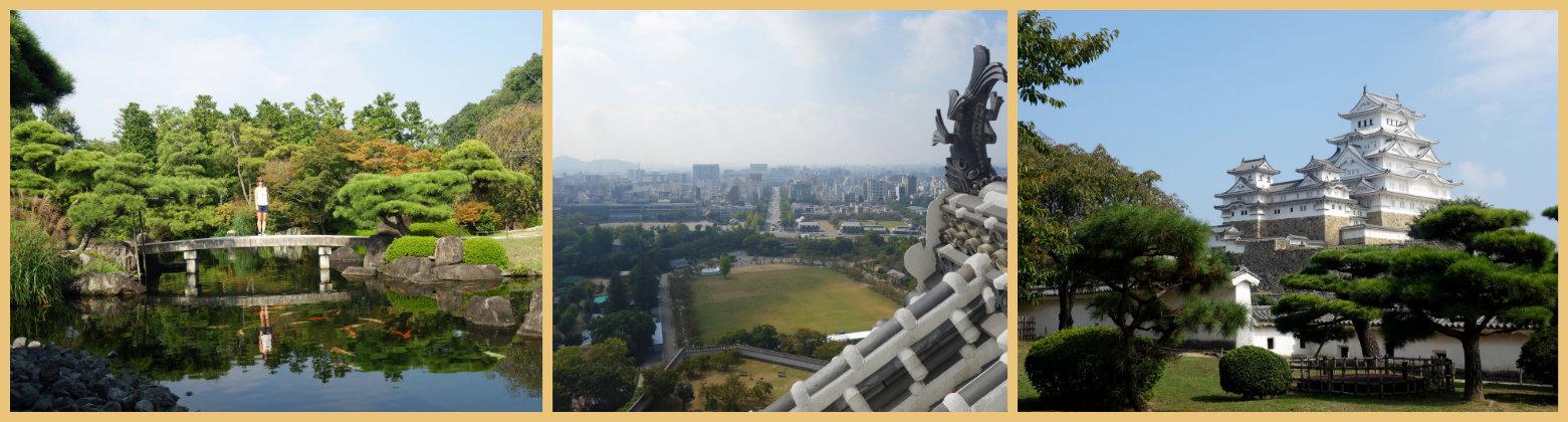 Japan Collage Himeji
