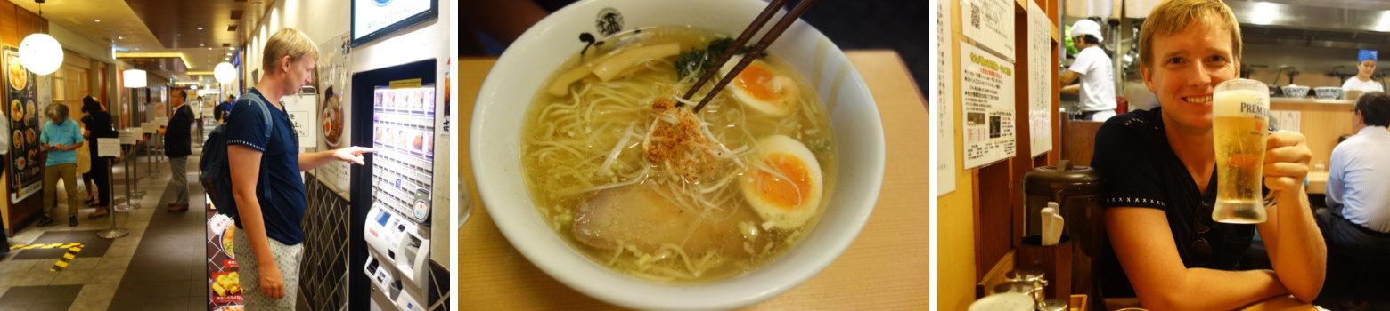 Japan Essen Ramen