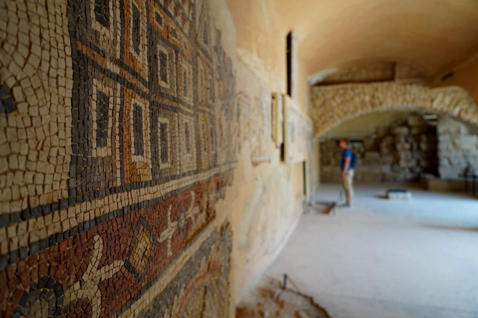 Madaba Mosaik