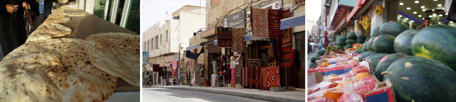 Madaba Streets