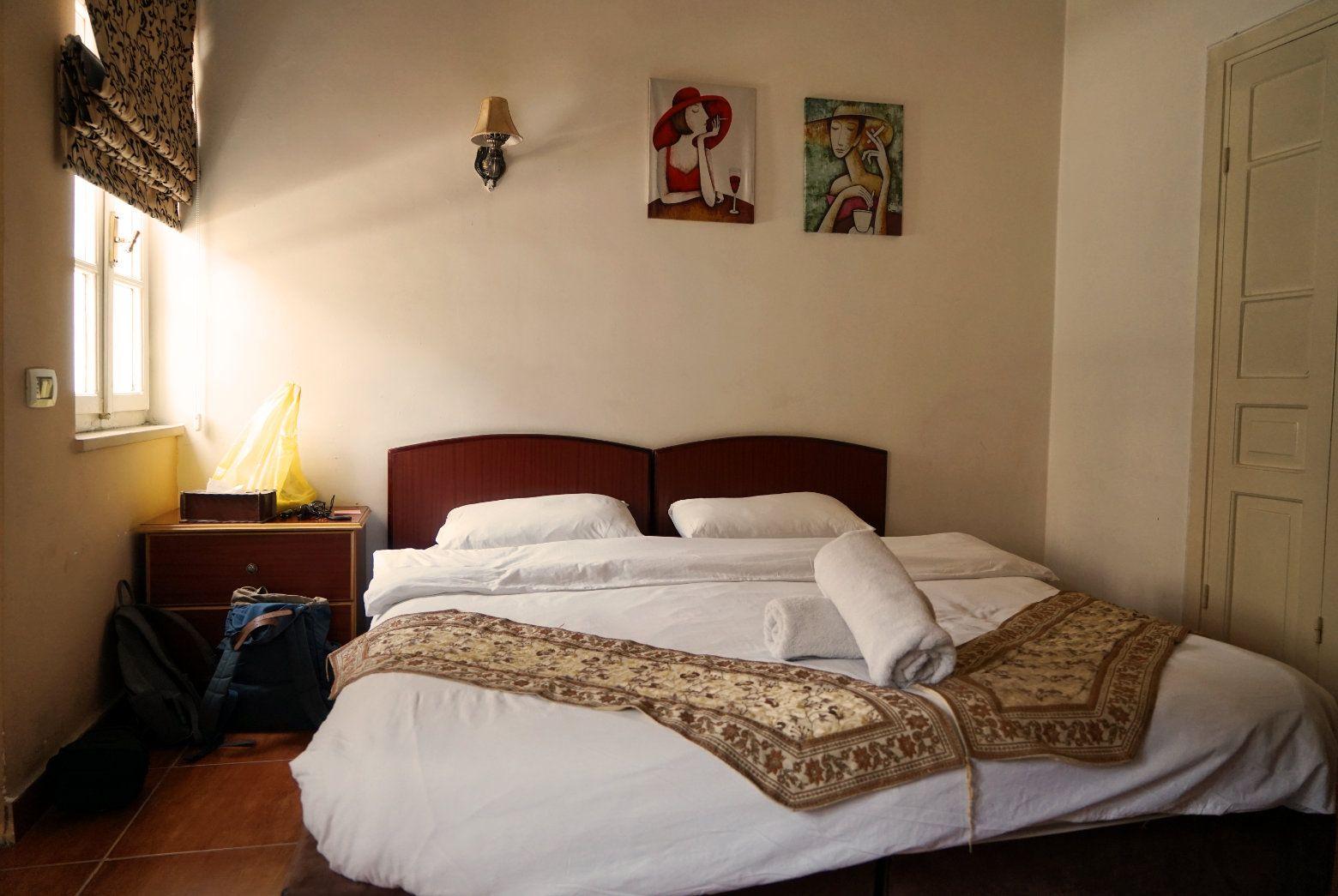 Amman Hotel Zimmer