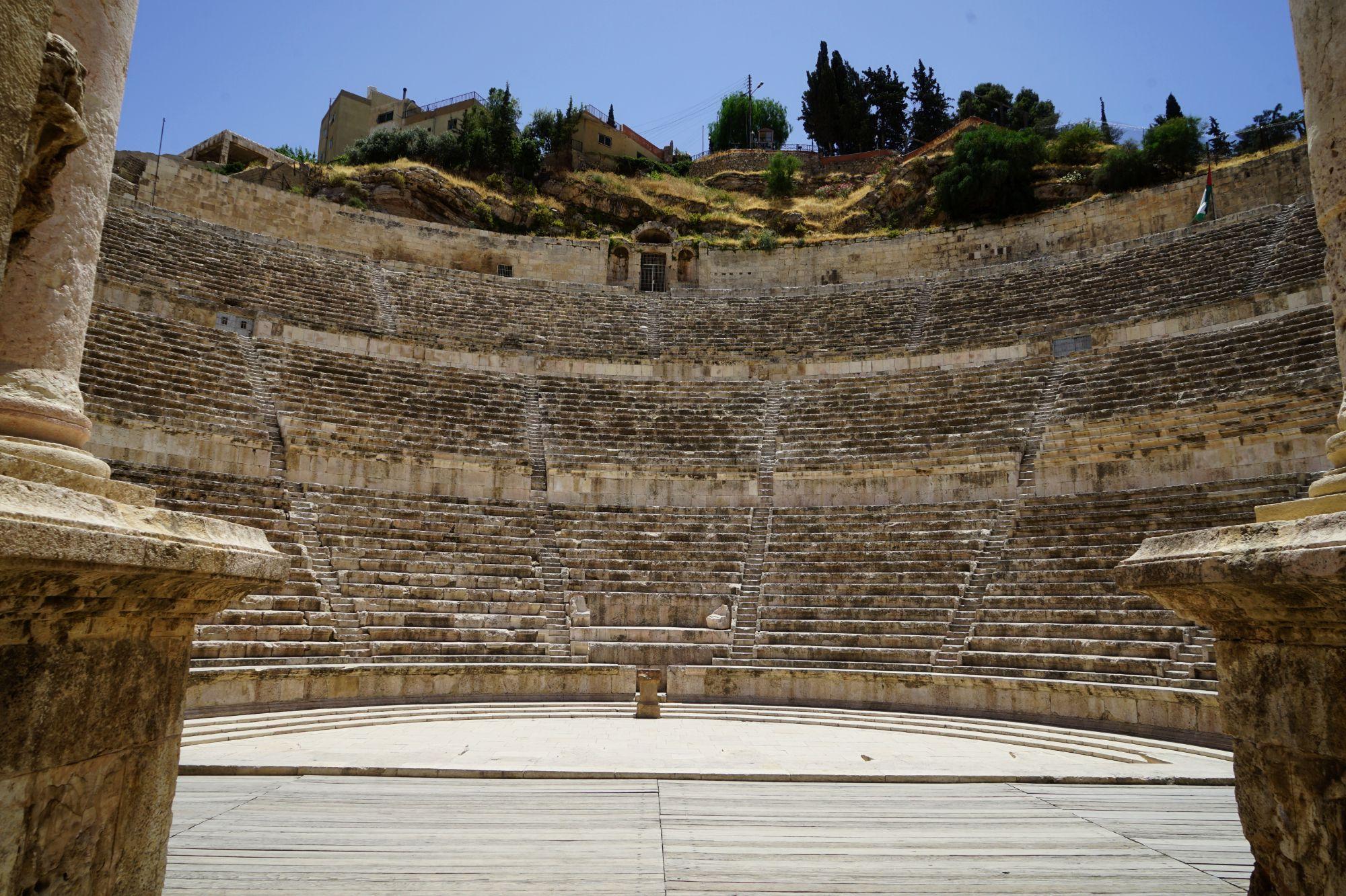 Amman Römisches Theater