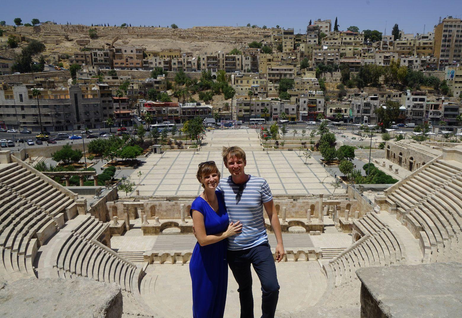Amman Titelbild