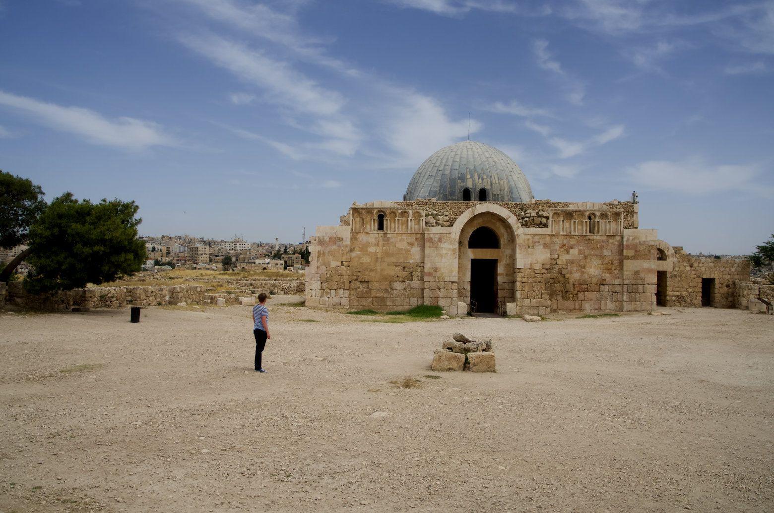 Amman Ummayad Palast Matthias