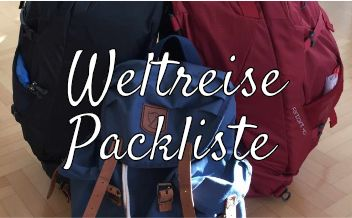Weltreise Packliste Handgepaeck