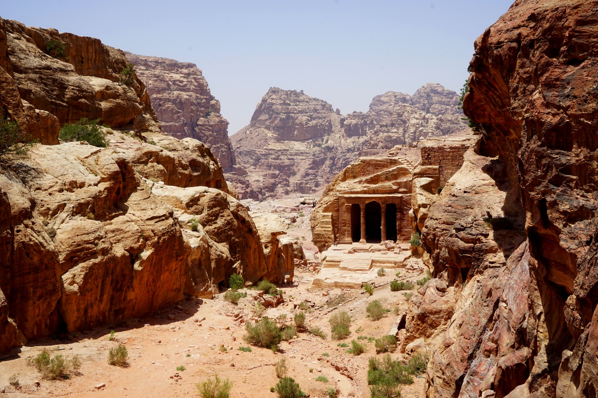 Petra Garden Tomb