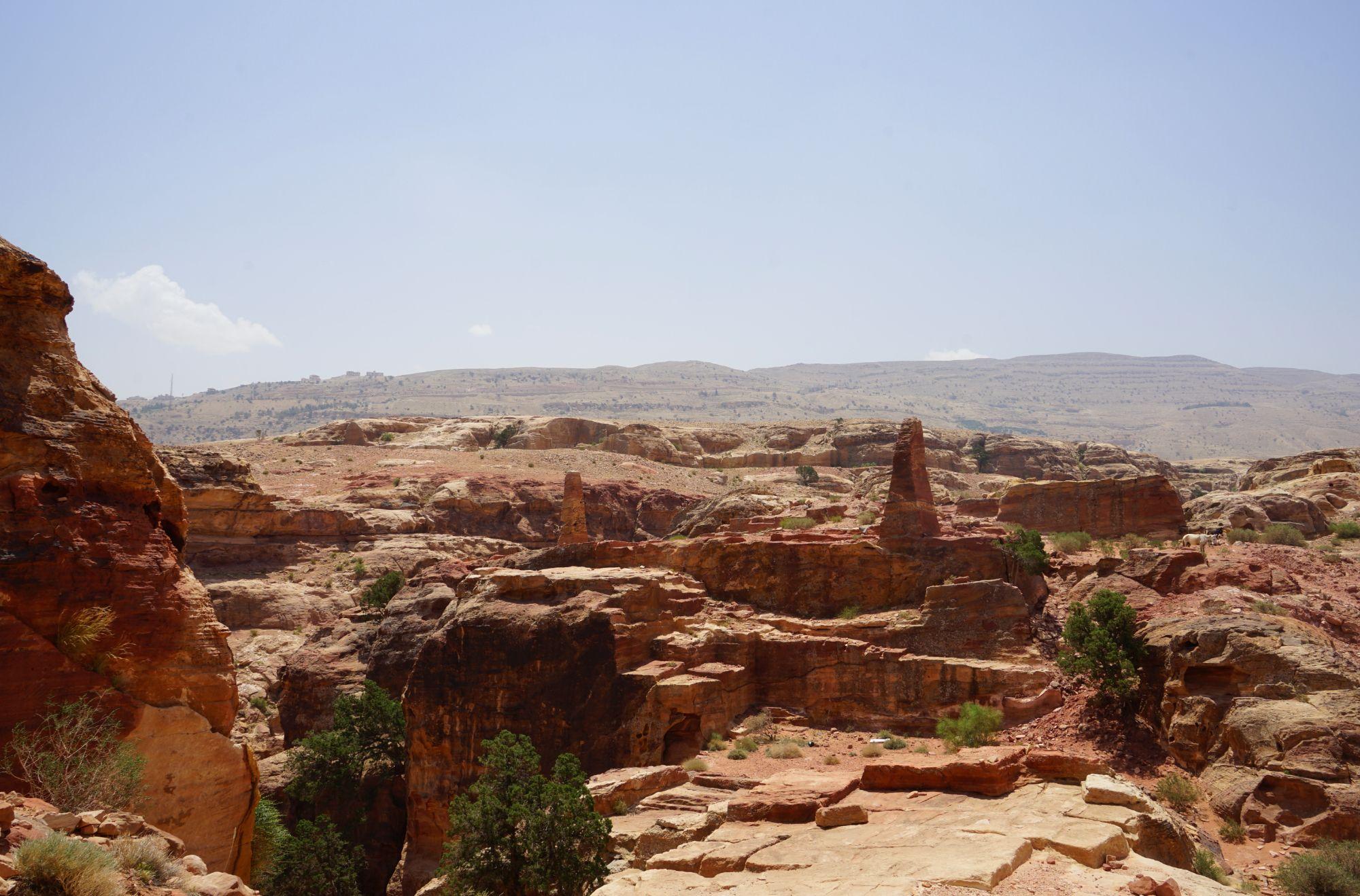 Petra Obelisken