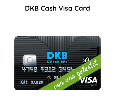 DKB Visa getestet