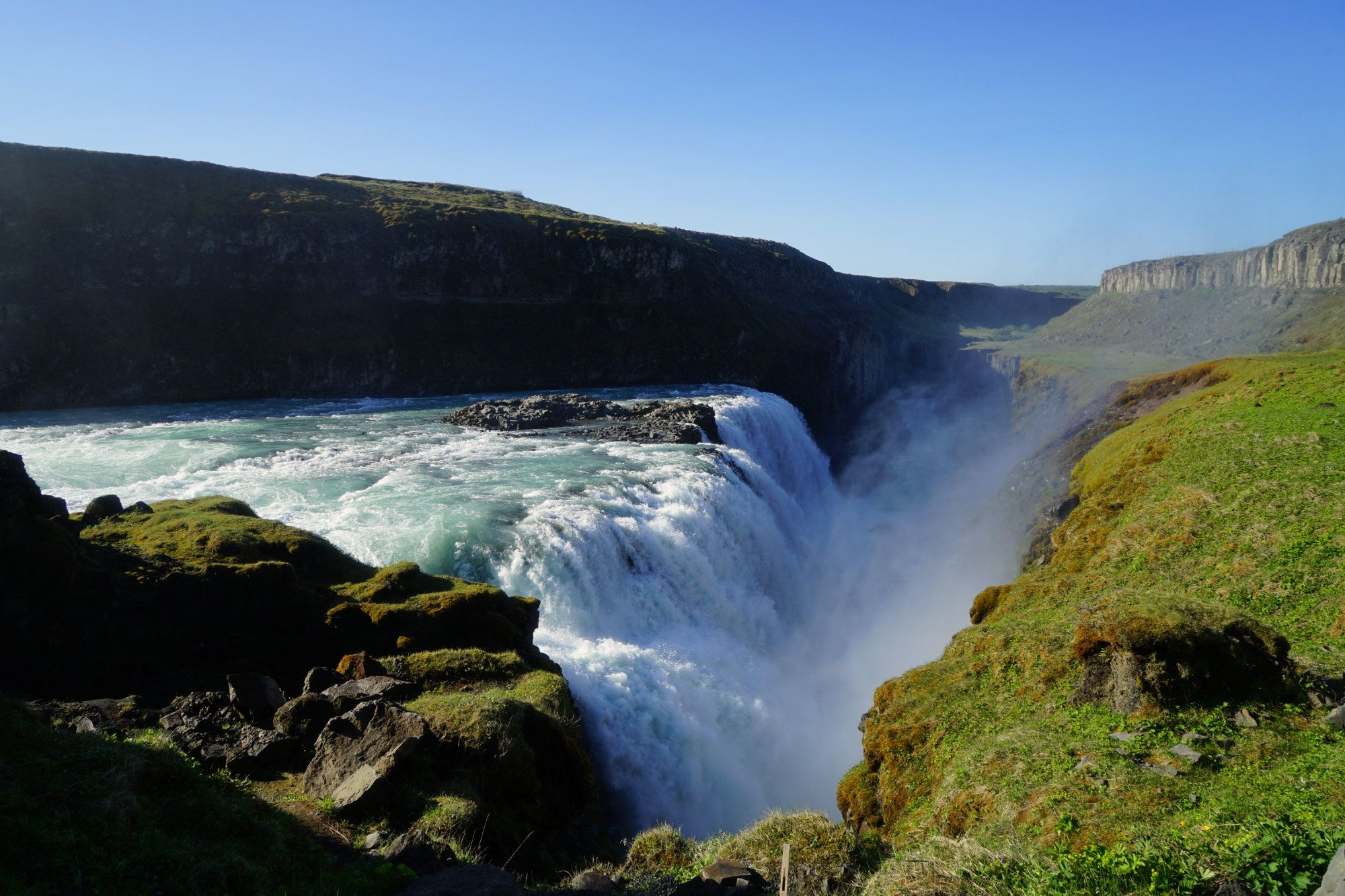 Gulfoss 2. Fall