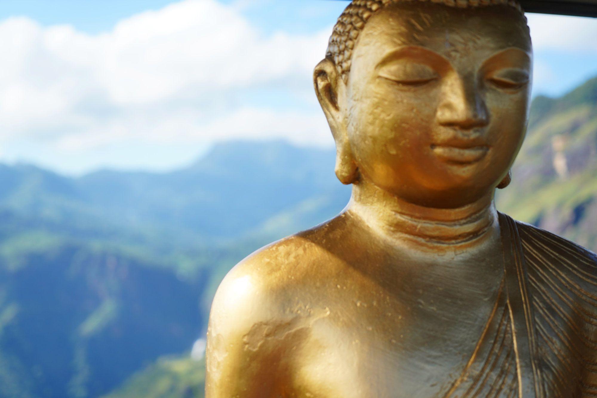 Little Adams Peak Buddha