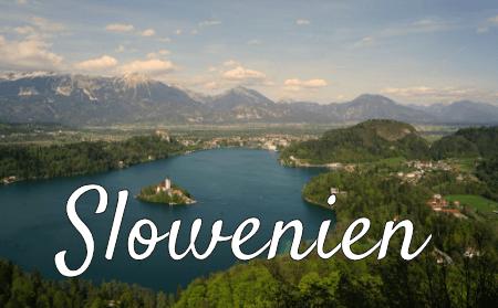 Slowenien Land Titelbild