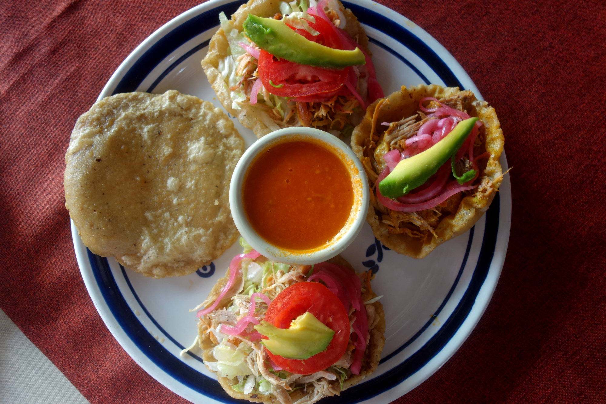 Mexiko Essen Tacos