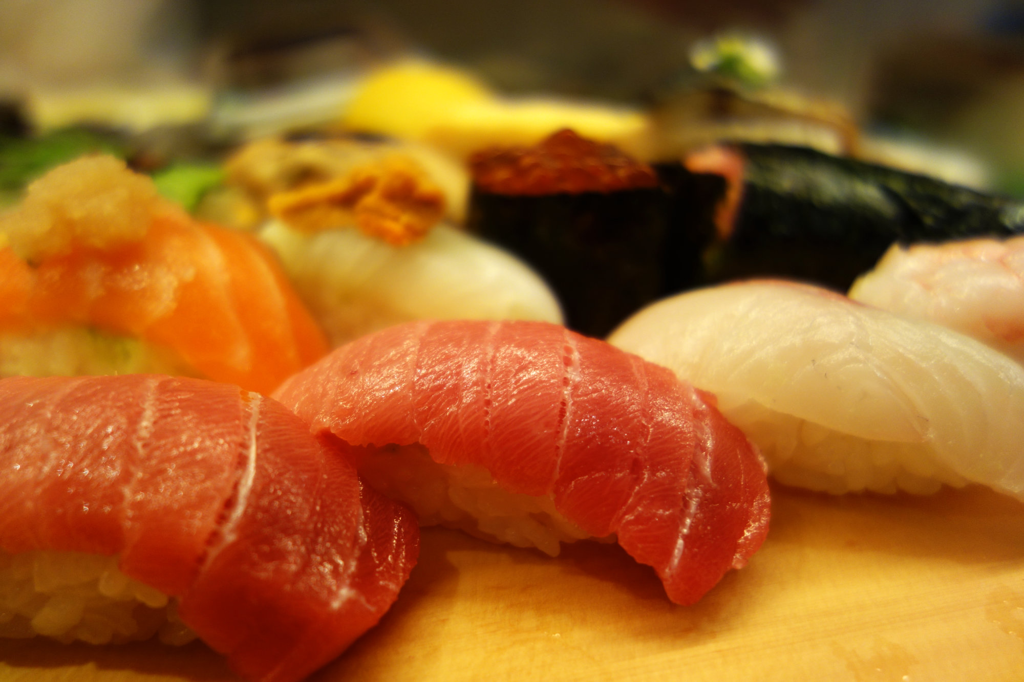 Japan Essen Sushi