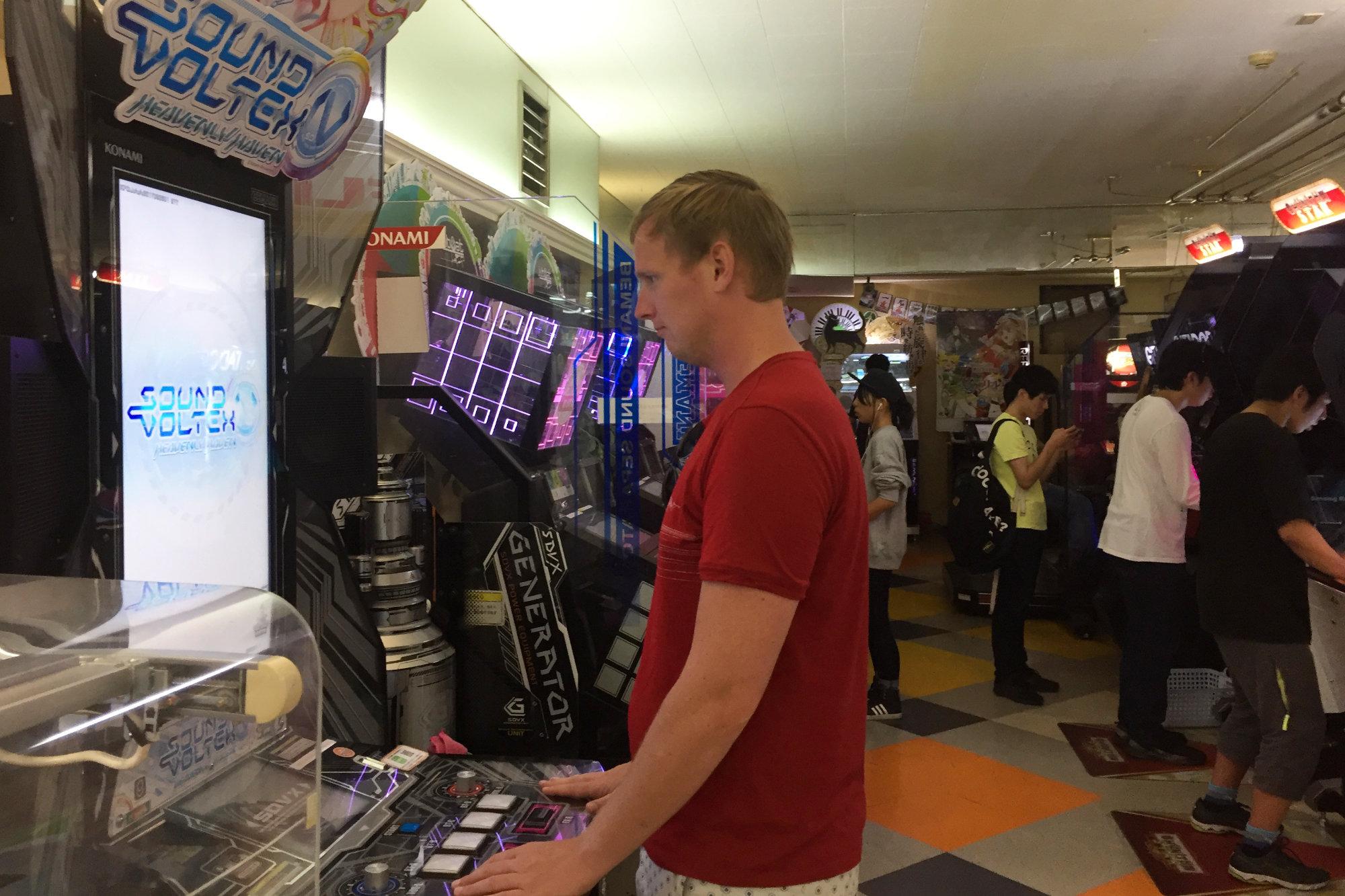 Japan Reisetipps Spielhalle