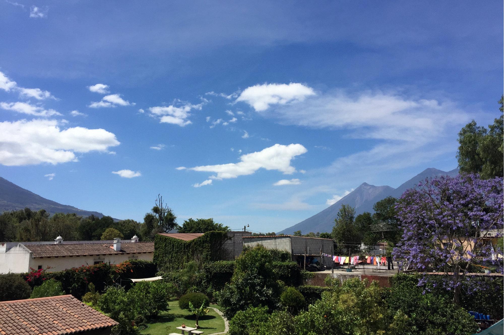 Antigua Natur