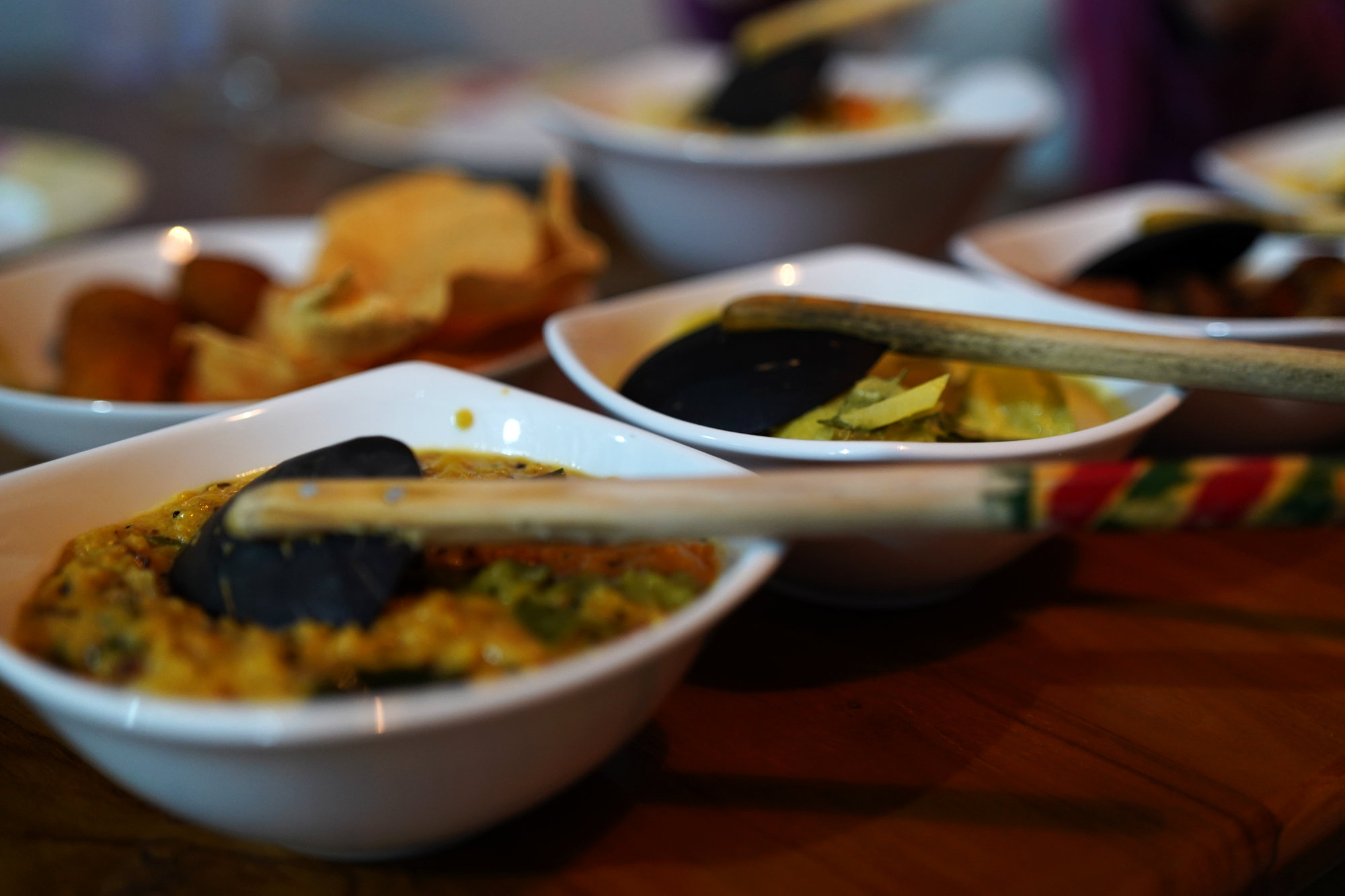 Anuradhapura Hotel Abendessen
