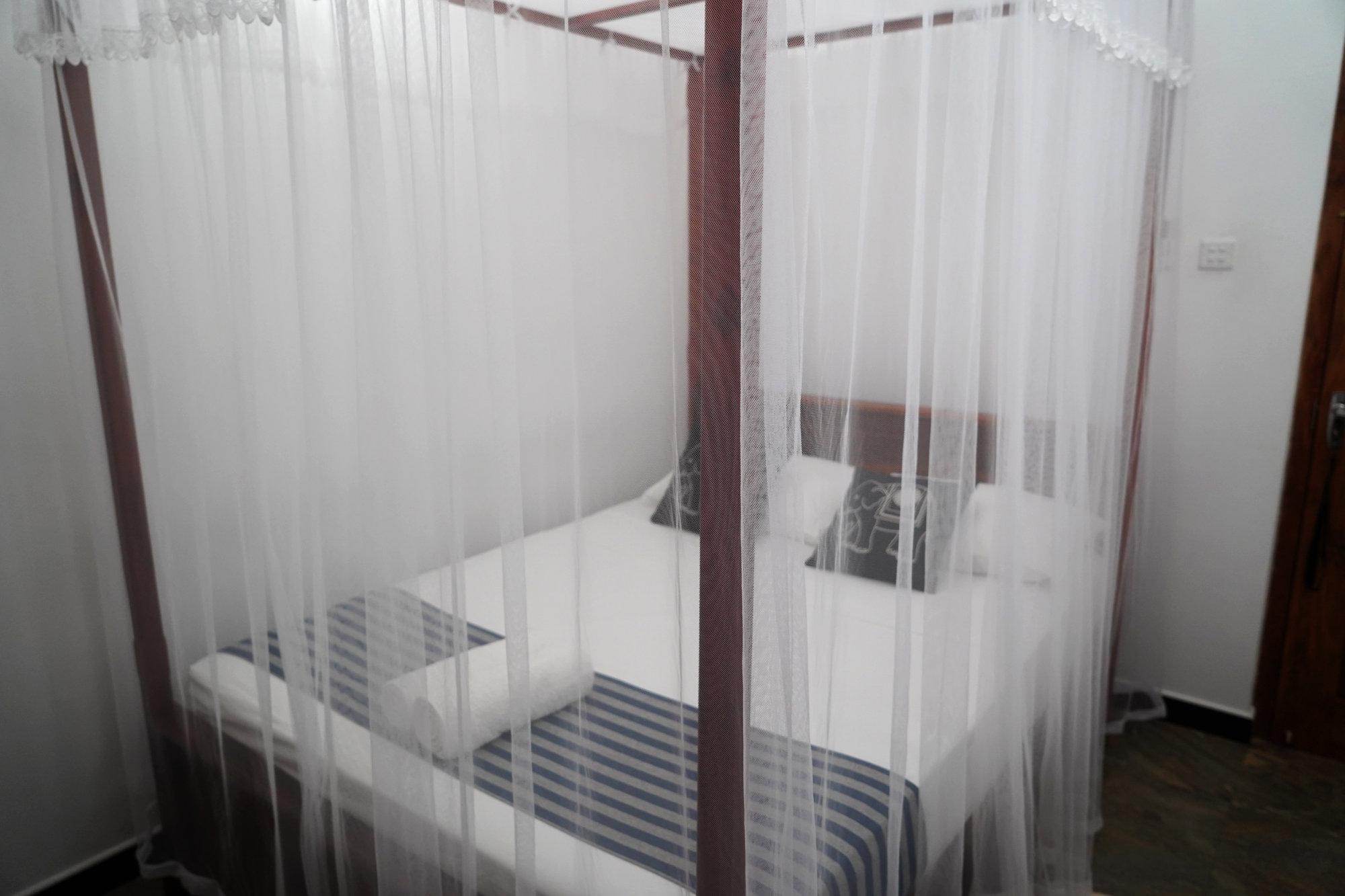Anuradhapura Hotel Zimmer