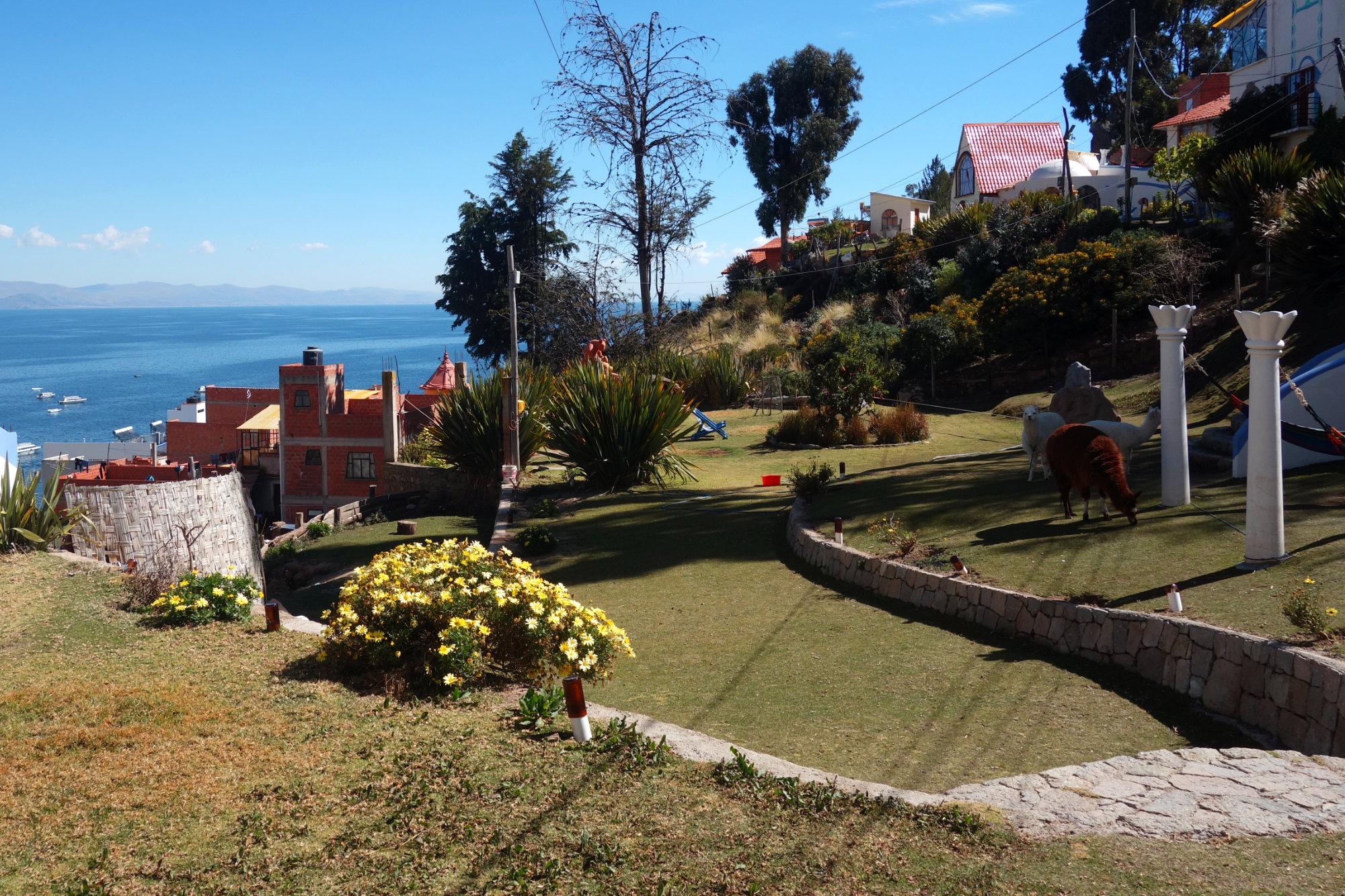 Bolivien Hotels