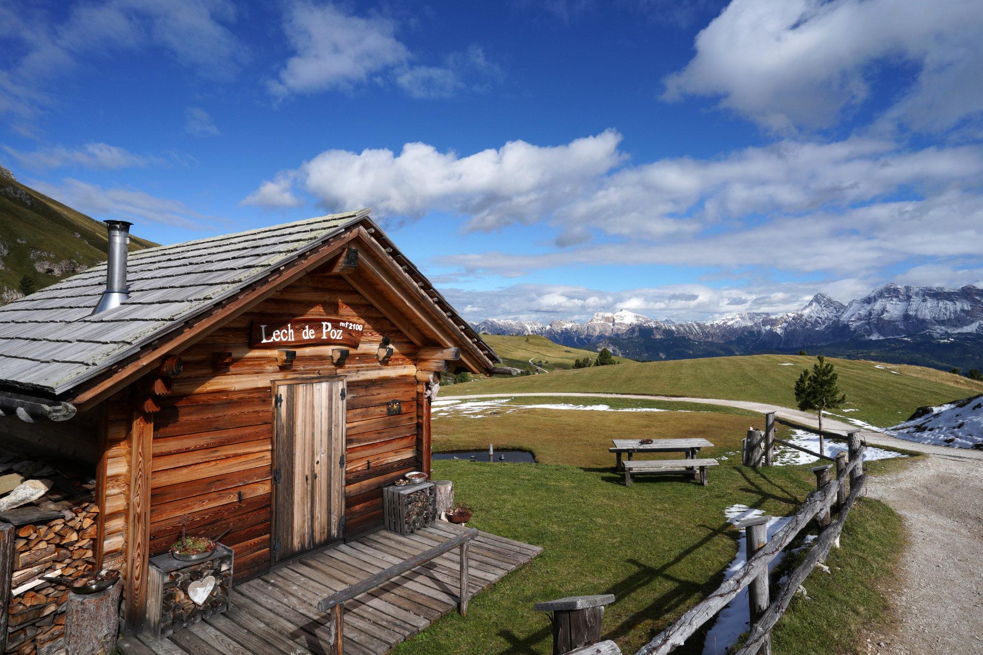 Italien Reisetipps Dolomiten