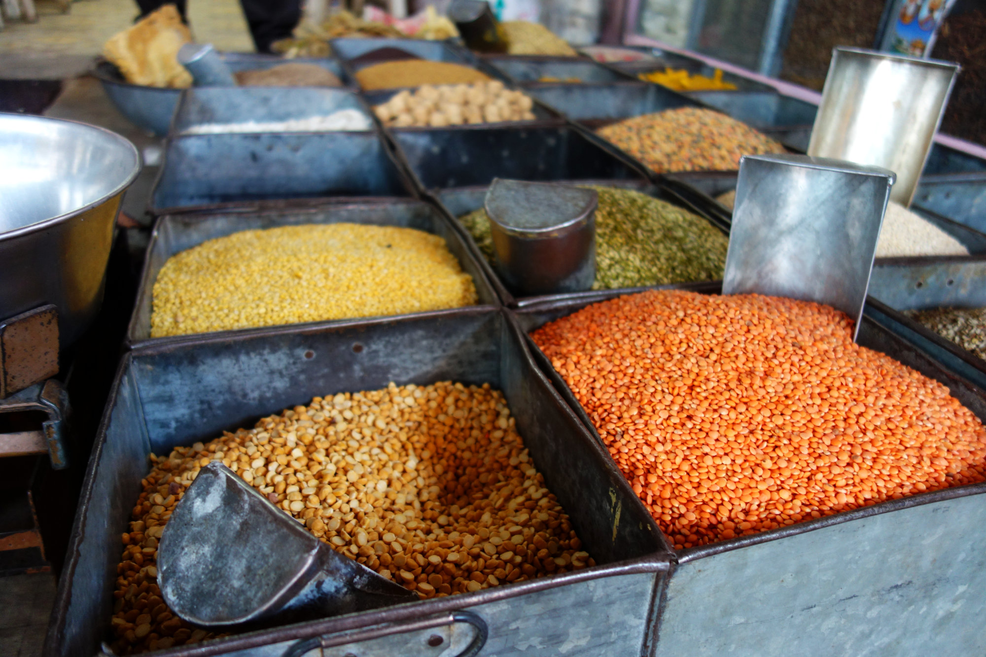 Indien Essen Titelbild